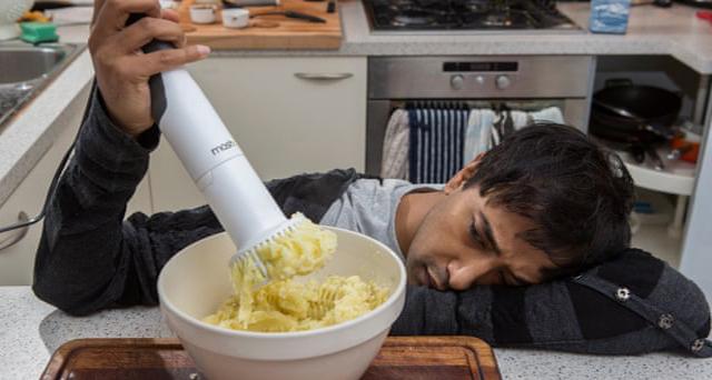 Kitchen gadgets review: Masha – a kinder way to mash potatoes
